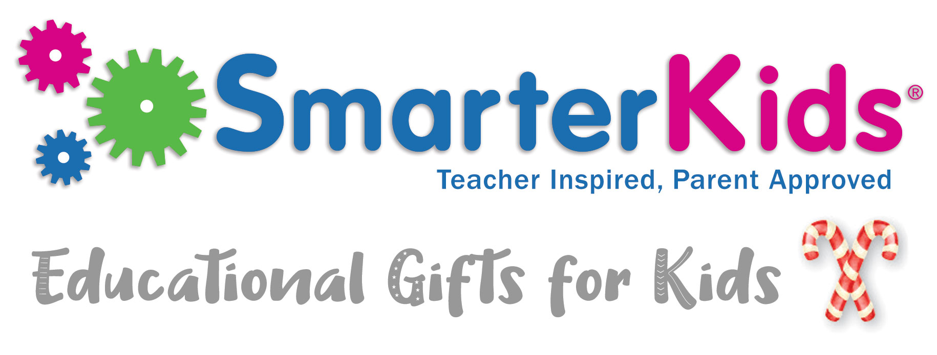 Gift Guide - SmarterKids - Teacher Inspired, Parent Approved