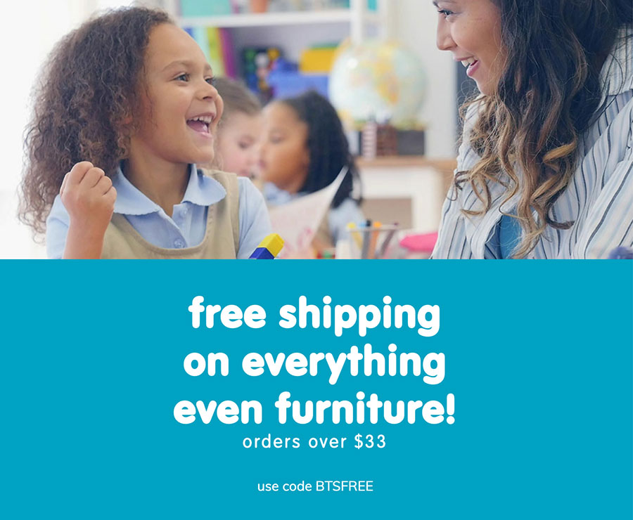 free shipping on everything, even furniture - use code BTSFREE