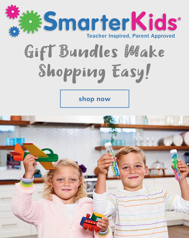 Gift Bundles Make Shopping Easy