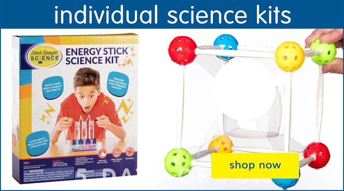 Steve Spangler Individual Science Kit